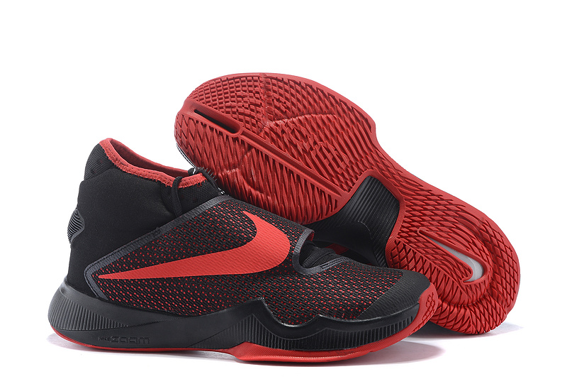 Nike HyperRev 2016 Black Red Shoes