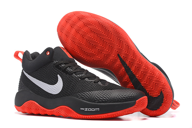 Nike HyperRev 2017 Black Red White Air Shoes