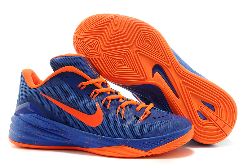 Nike Hyperdunk 2014 XDR Blue Orange Shoes
