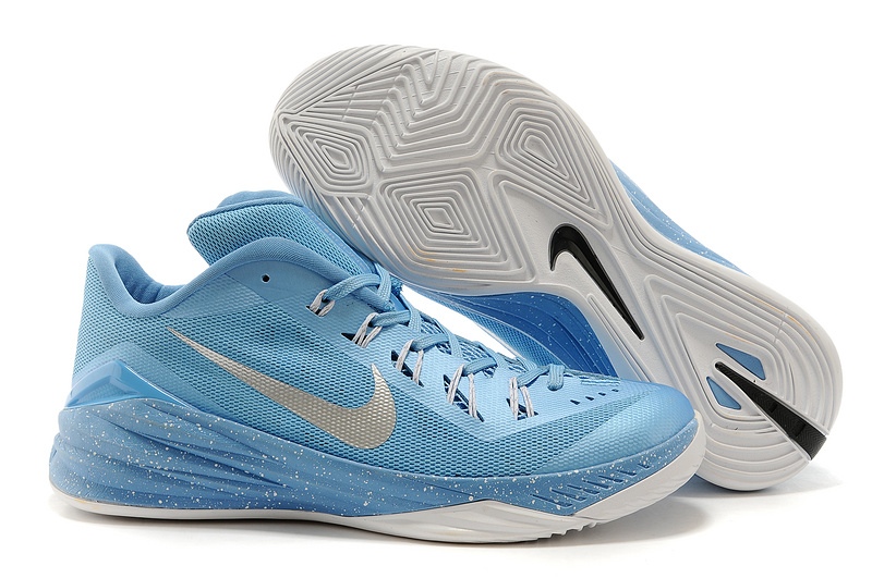 Nike Hyperdunk 2014 XDR Low Baby Blue Shoes