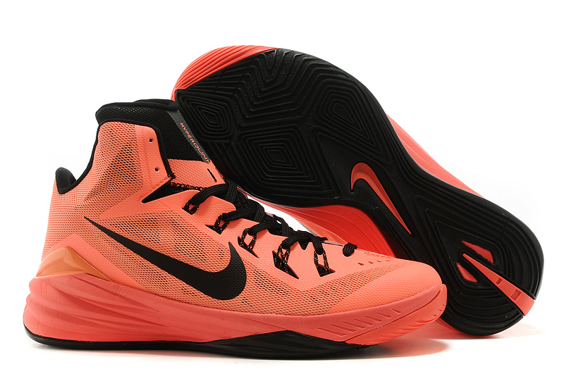 los angeles 55291 e2d36 ... switzerland 2014 nike hyperdunk xdr basketball shoes pink black cde3f  f25b6