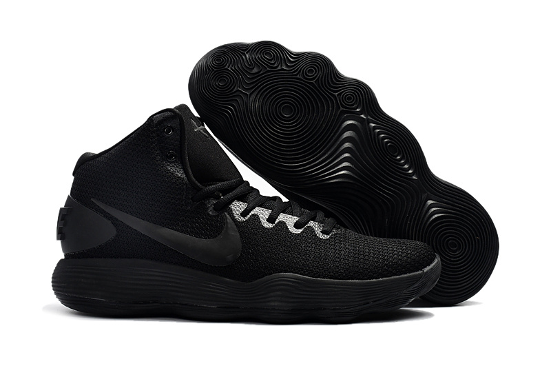 Nike Hyperdunk 2017 EP All Black Shoes