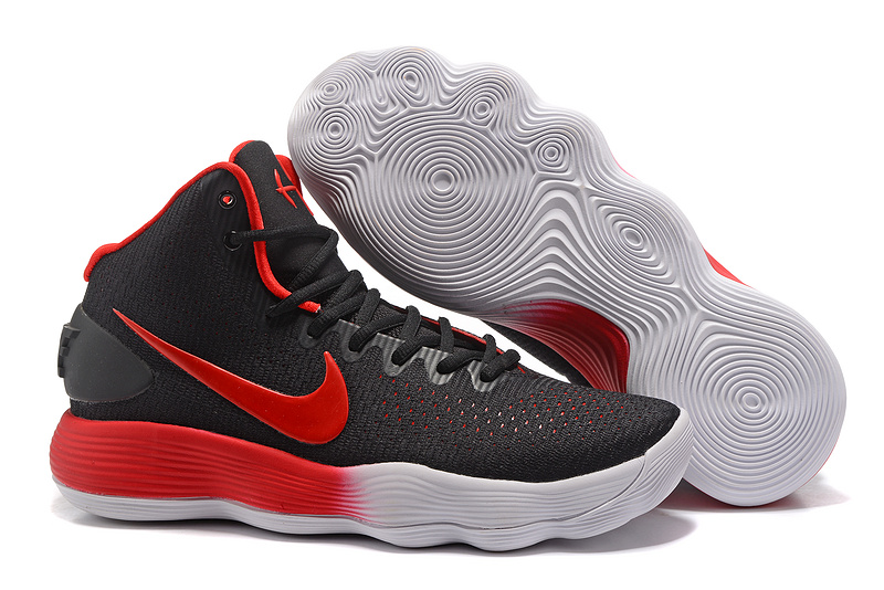 Nike Hyperdunk 2017 EP High Black Red Shoes