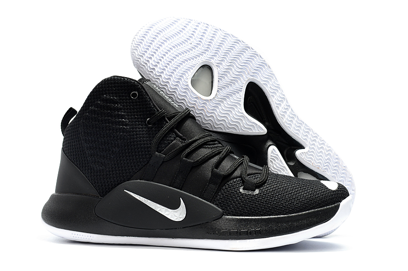 Nike Hyperdunk 2018 Black White Shoes