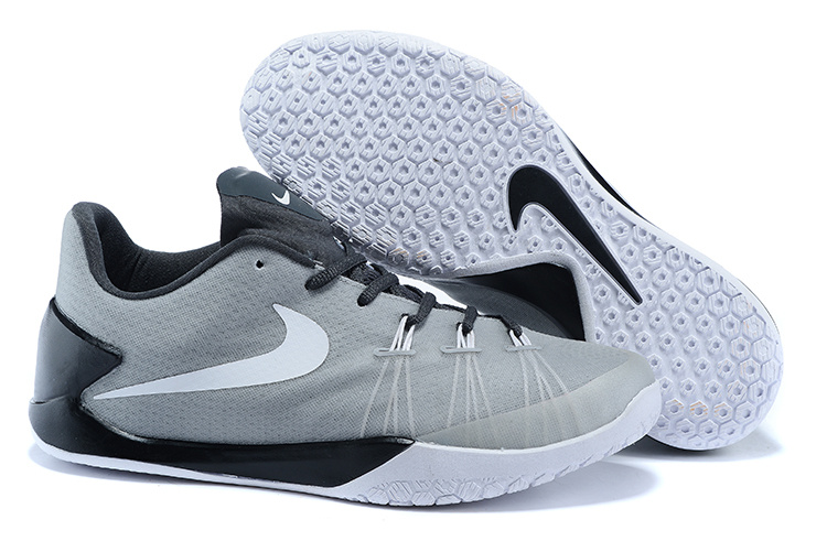 Nike James Hardan 1 Grey Black Shoes