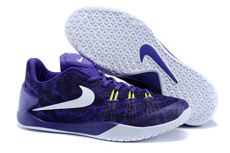 Nike James Hardan 1 Purple White Shoes