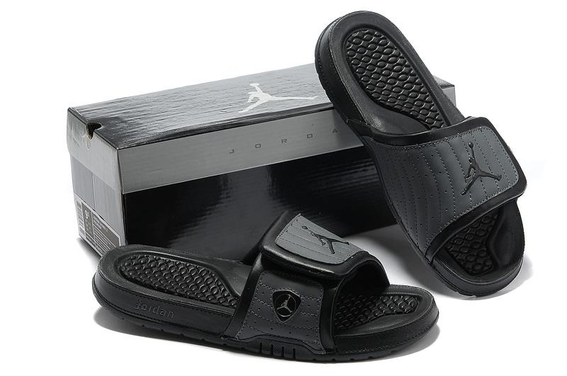 Nike Jordan 14 Massage Hydro Sandal All Grey
