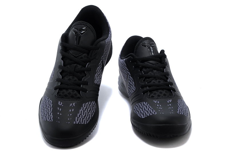 Nike KB Mentality All Black Shoes