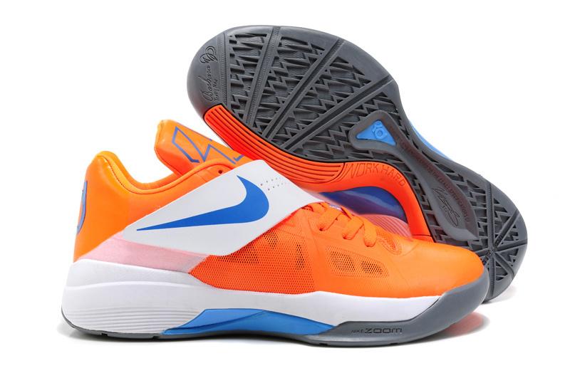 Nike Kd 4 Shoes