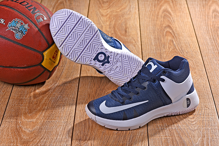 Nike KD Trey 5 Army White Shoes