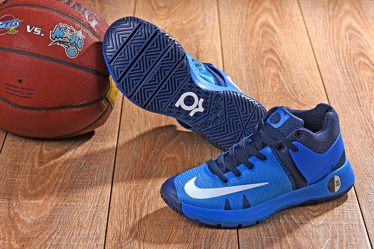 Nike KD Trey 5 Blue Jade Black Shoes