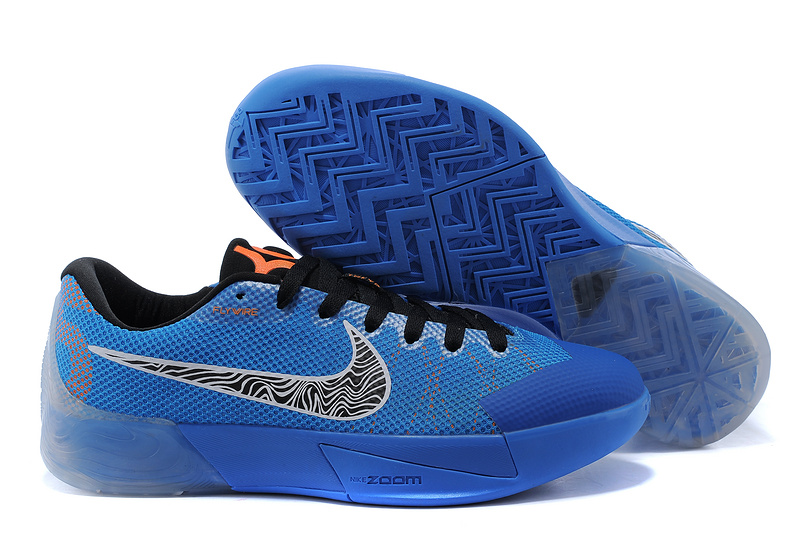Nike KD Trey 5 II Flywire Blue Black Shoes