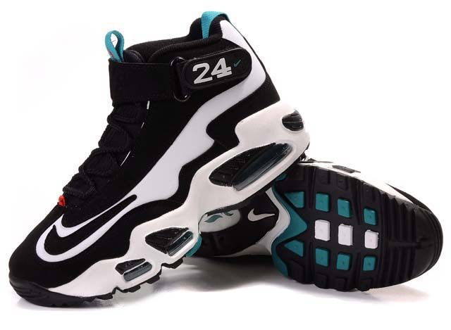 Women's Nike Ken Griffe Black White Shoes