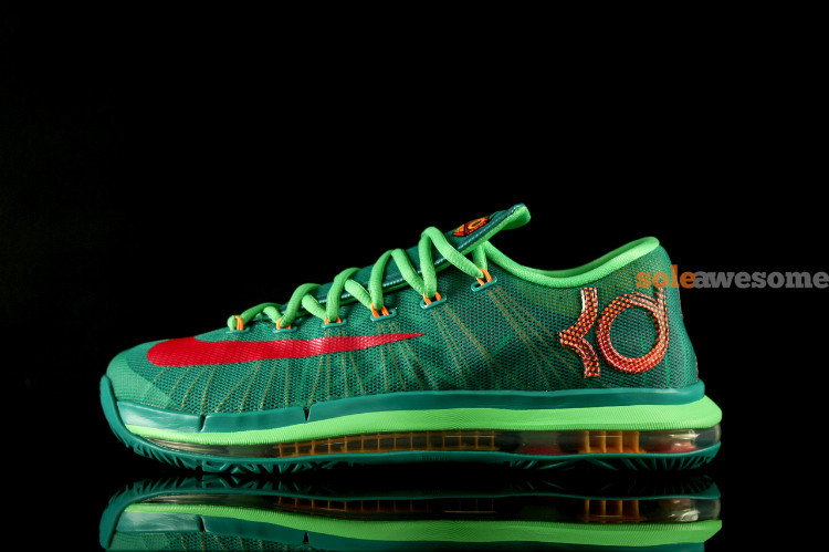 Nike Kevin Durant 6.5 All Green Shoes