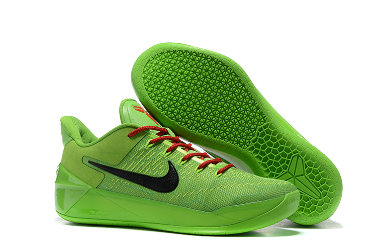 Nike Kobe 12 A.D All Green Shoes