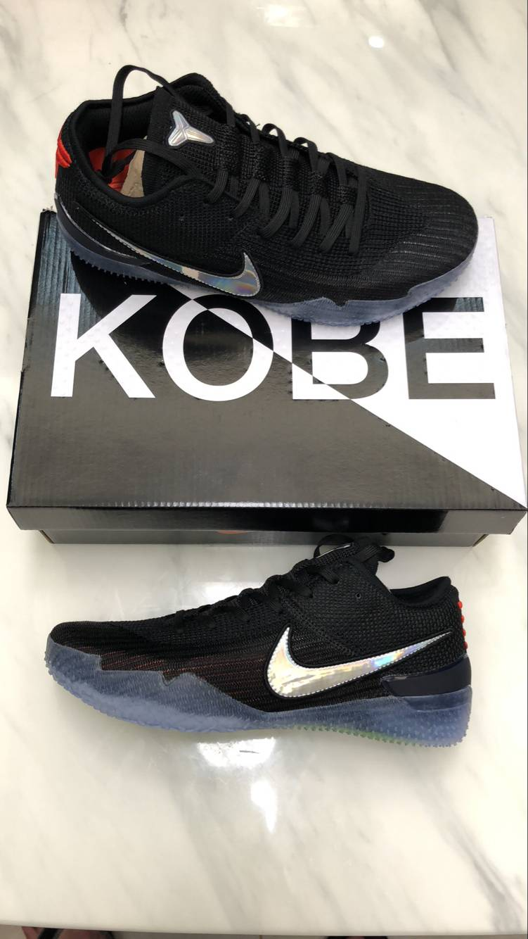 Nike Kobe 36 Degree Black Blue Shoes