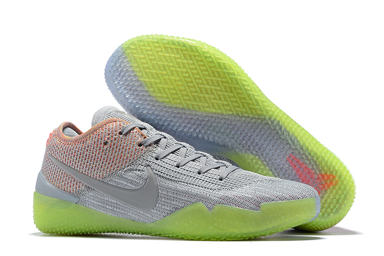 Nike Kobe 36 Degree Grey Green Shoes