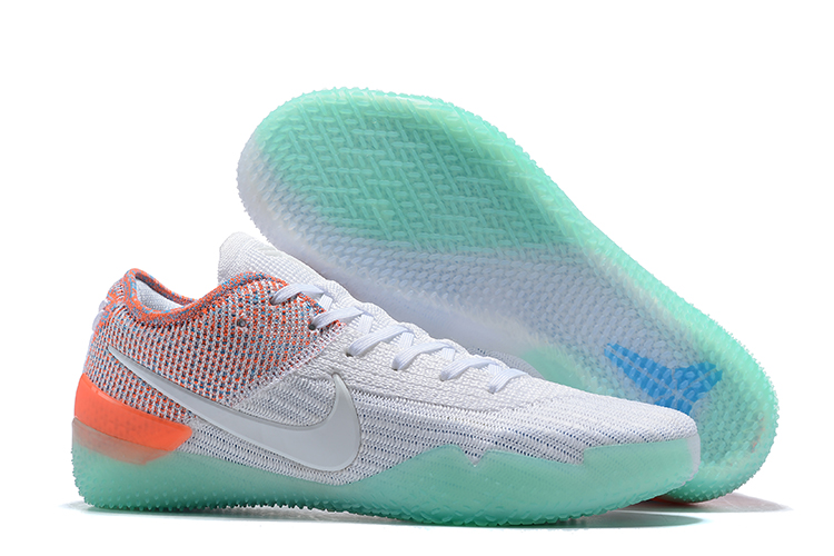 Nike Kobe 36 Degree White Colors Shoes