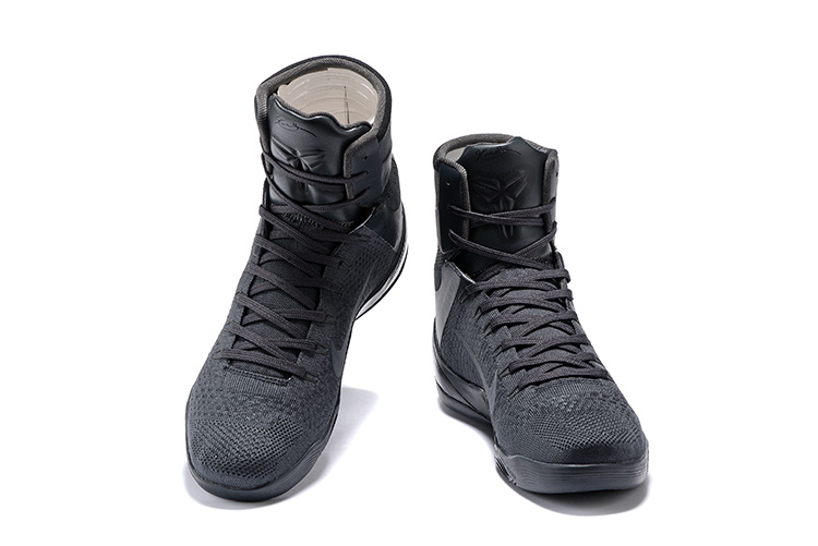 release date f31d6 2b755 Nike Kobe 9 High Carbon Grey Basketball Shoes
