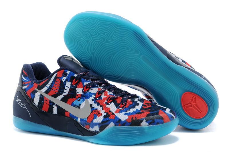 Nike Nike Kobe 9 IX Low Independence Day Shoes