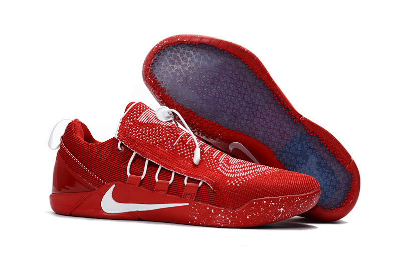 Nike Kobe A.D. NXT Flyknit Red White Shoes