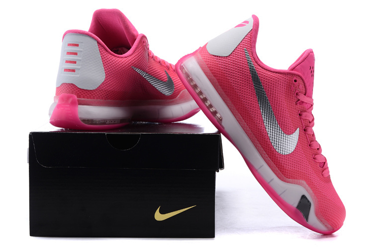 bffe5e37871c Nike Kobe Bryant 10 Breast Cancer Shoes  15KB001  -  90.00   Kobe ...