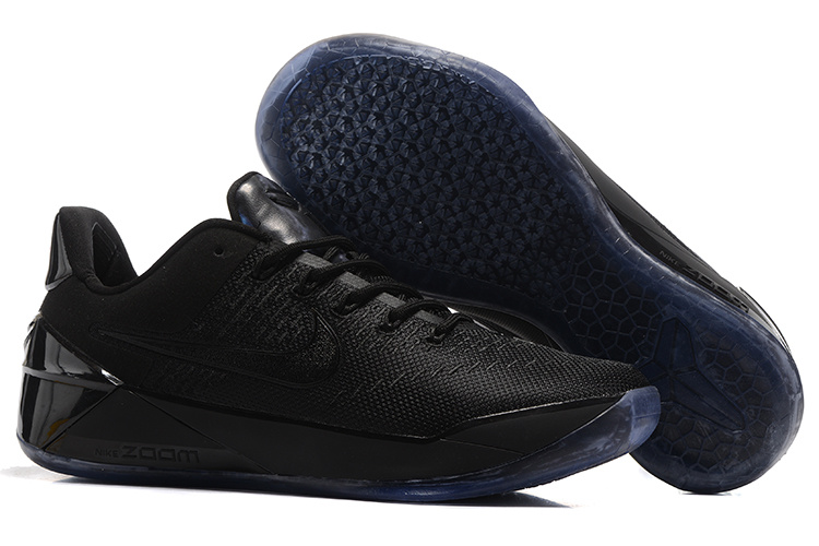 Nike Kobe Bryant 12 A.D All Black Shoes