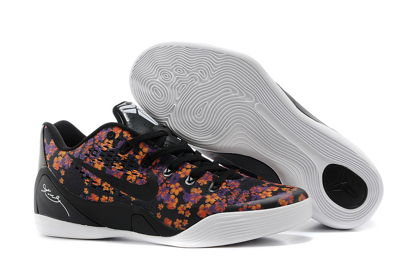 Nike Kobe Bryant 9 Low Black Print For Women