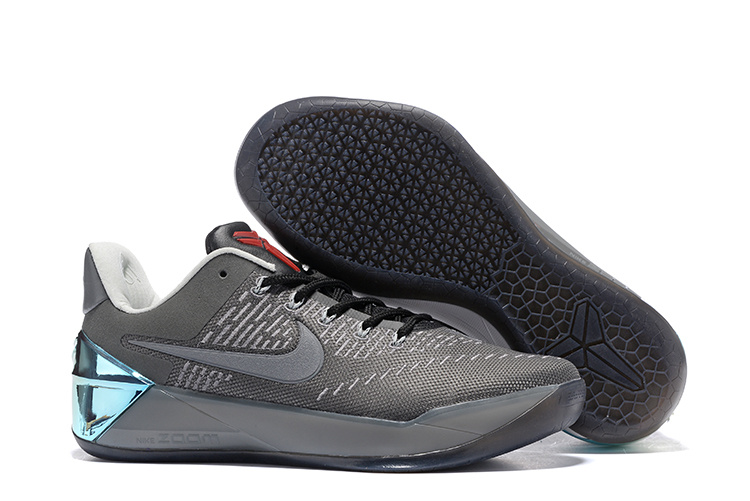 Nike Kobe Bryant A.D AstonMartin Grey Black Shoes