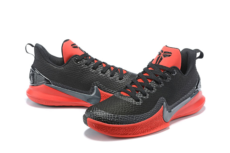 2019 Nike Kobe Mamba Black Red Shoes
