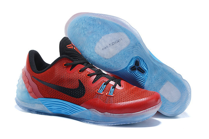 Nike Kobe Venomenon 5 Red Black Shoes