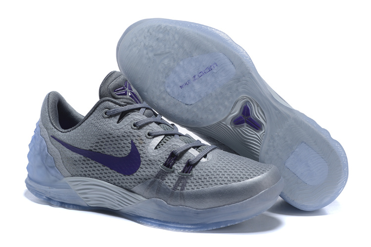 Nike Kobe Venomenon 5 Wolf Grey Shoes