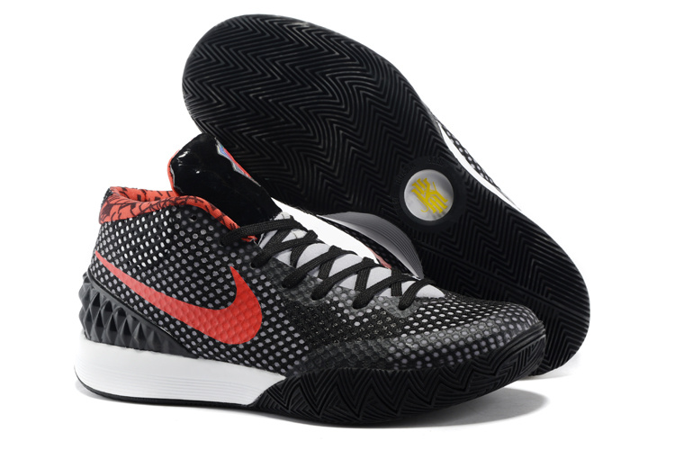 Nike Kyrie 1 Black Red Shoes