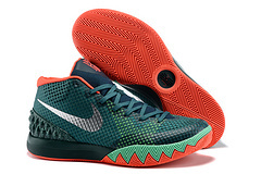 Nike Kyrie 1 Green Red Shoes