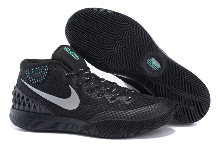 Nike Kyrie 1 Independent Day All Black Shoes