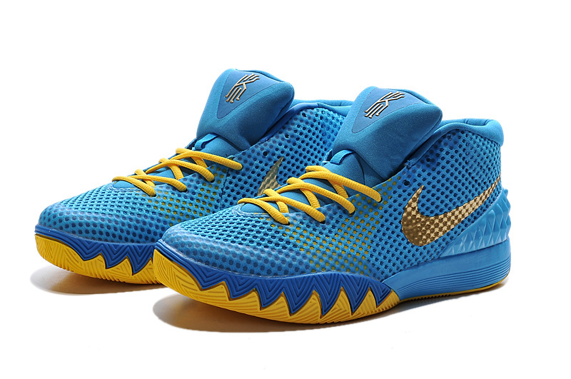August 2015 Nike Release Dates ~ Sneaker Exclusive  Kyrie 1 Blue And Yellow