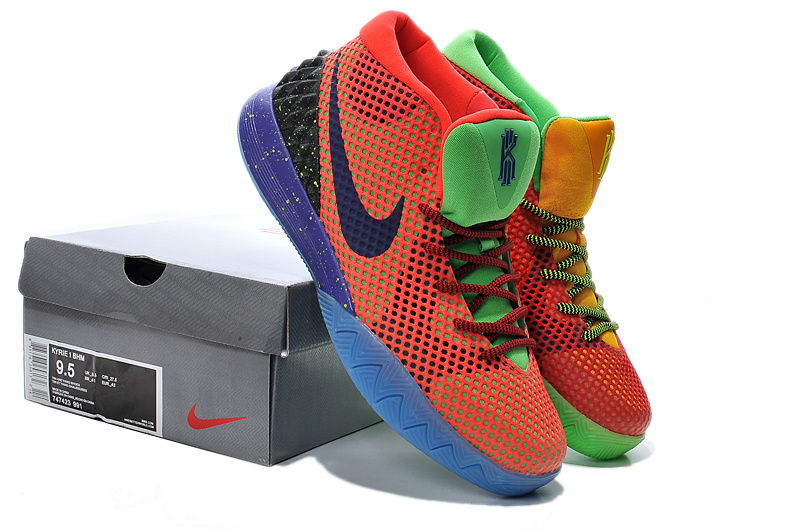 Nike Kyrie 1 What The Kyrie Shoes