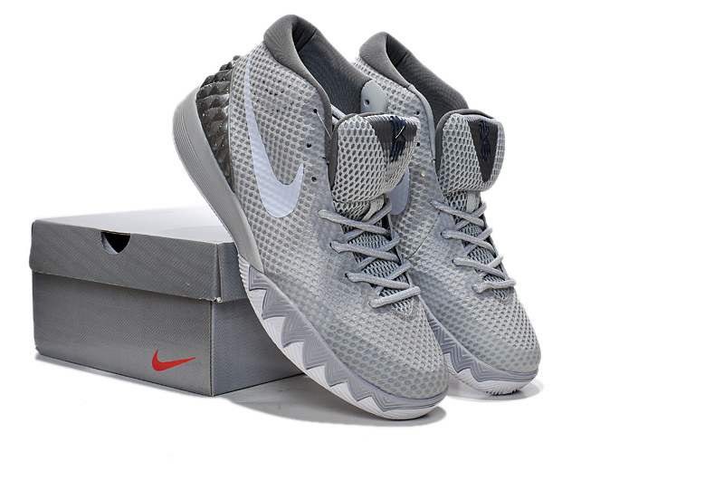 Nike Kyrie 1 Wolf Grey Shoes