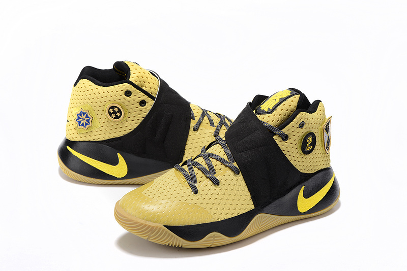 Nike Kyrie 2 All Star Yellow Black Shoes