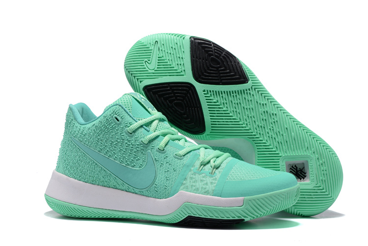 Nike Kyrie 3 Baby Blue White Basketball Shoes