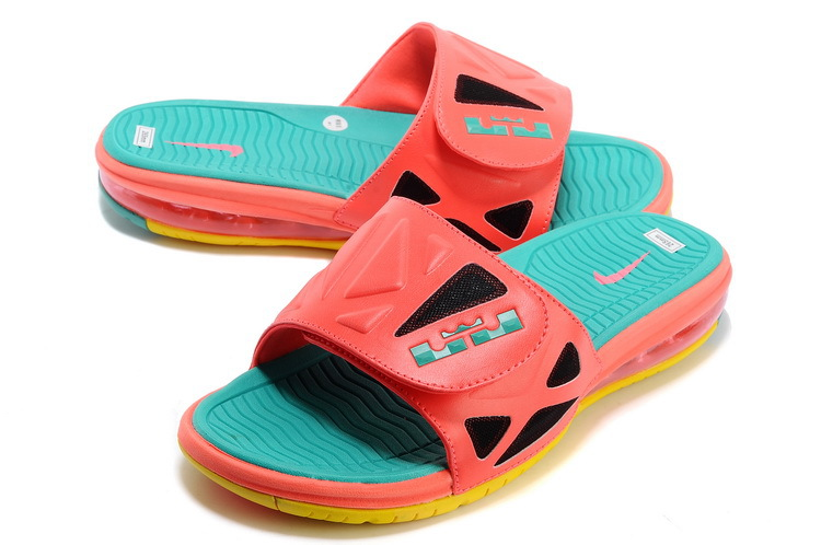 Nike Lebron James Hydro 10 Air Cushion Watermelon Colorways Sandal