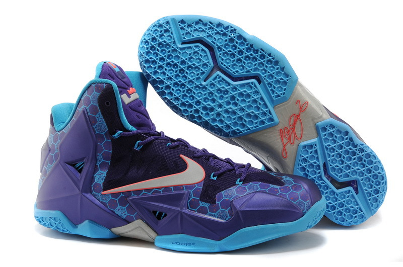 first rate e9321 b9b64 Lebron James 11 XDR Hornet Shoes