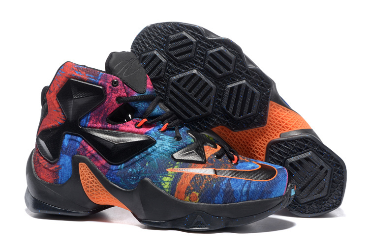 Nike Lebron James 13 Colorful Shoes