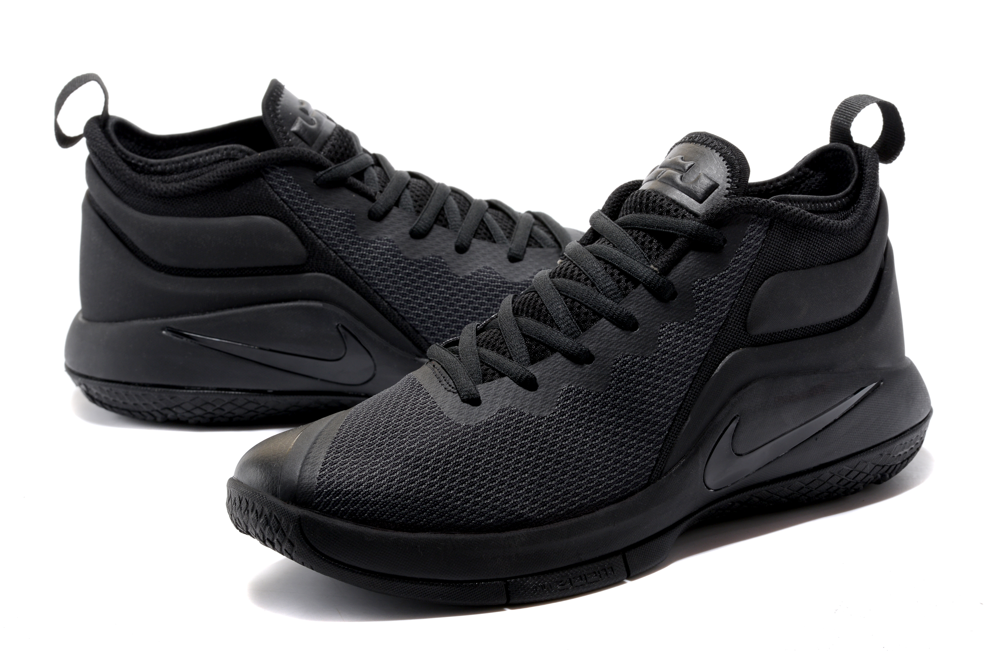 Nike Lebron Wintnes 2 Black Colorful Shoes