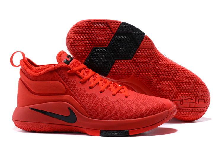 Nike Lebron Wintness 1 Chinese Red Shoes