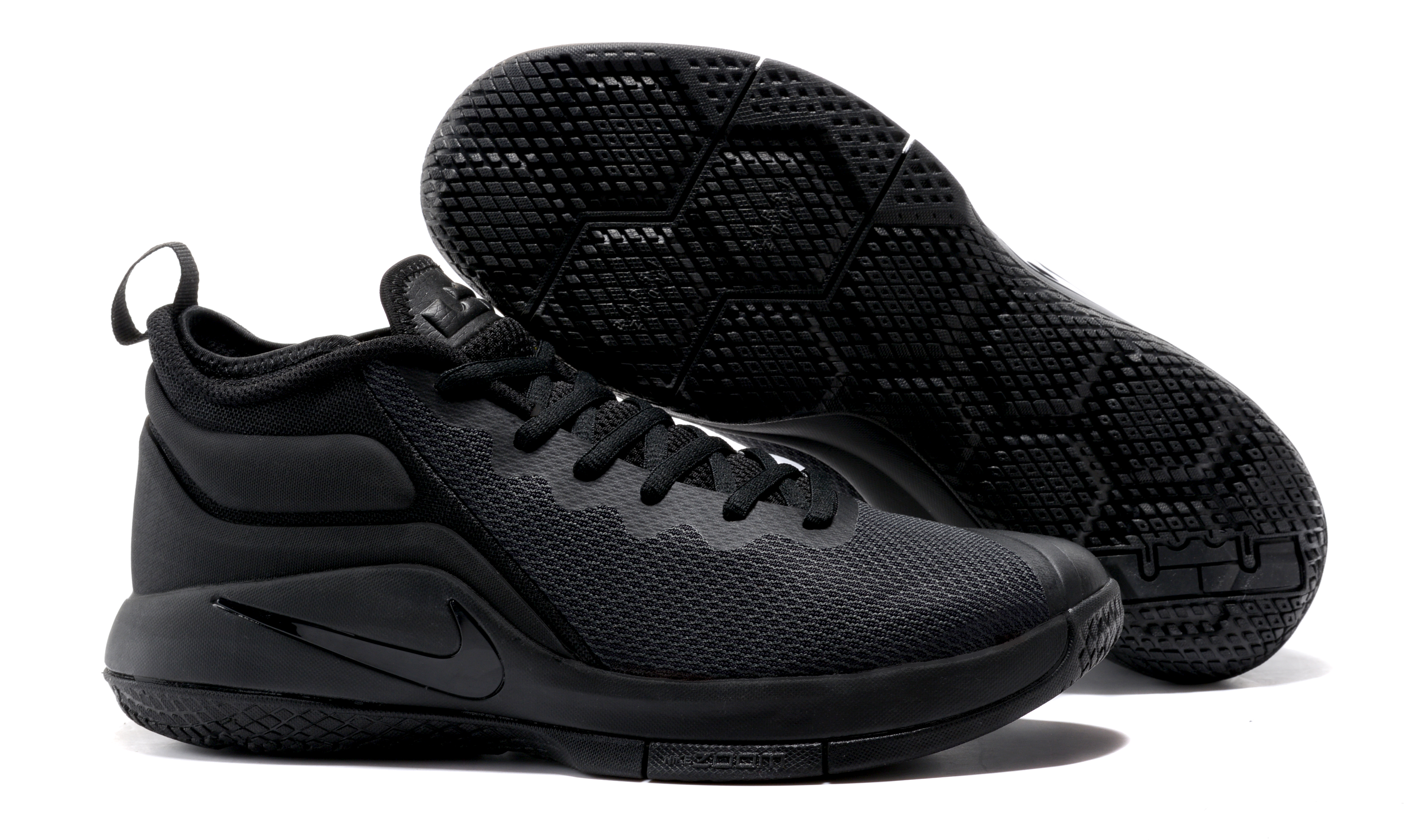 Nike Lebron Wintness 1 The Black Shoes