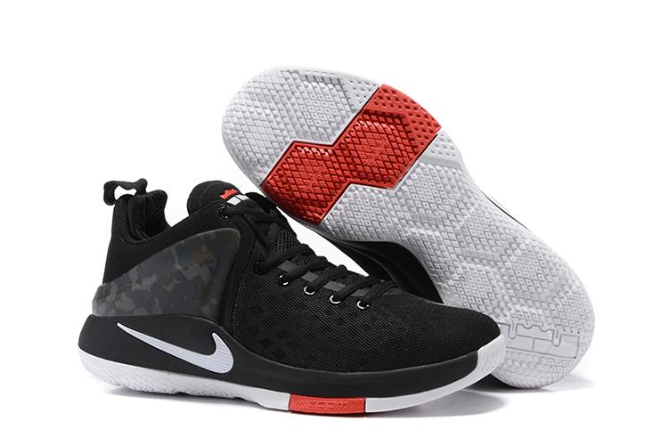 more photos b326b 01aa0 ... usa reduced nike lebron witness 1 black white shoes 52cfd e1b0c d8b80  5c9b0