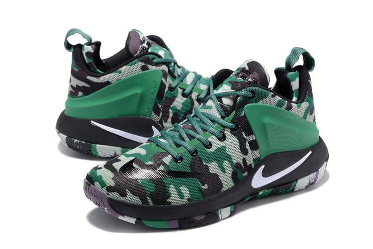 Nike Lebron Witness 1 Camouglage All Star Shoes