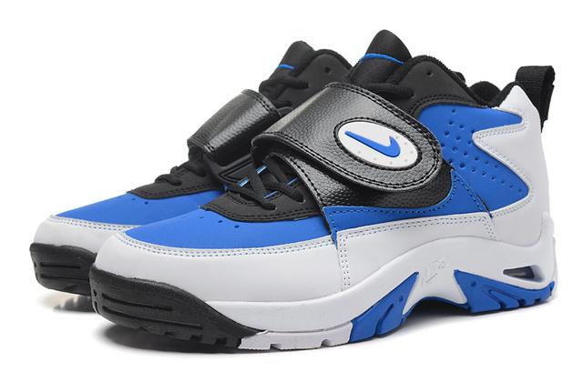 Nike Mason Black Blue White Shoes