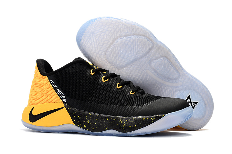 Nike PG 2 Black Yellow Shoes
